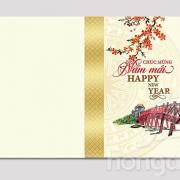 In thiệp chúc mừng năm mới giá rẻ tại Hà Nội