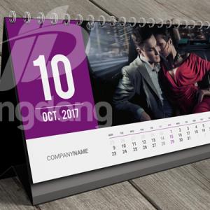 Thiết kế lịch bàn độc quyền