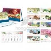 Nhận in lịch để bàn có note tại Hà Nội cho doanh nghiệp