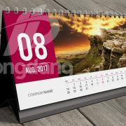 In lịch bàn độc quyền 2018